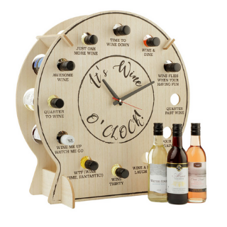 Its Wine O Clock Gift Box image