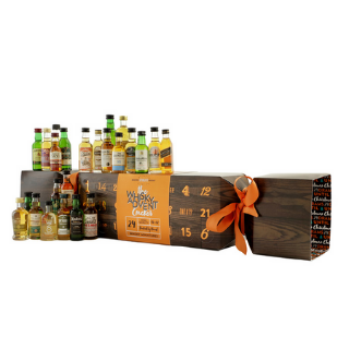 Whiskey Advent Cracker Hamper image