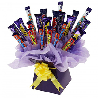 Cadbury Sweet Bouquet Hamper image