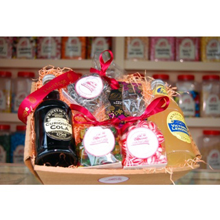 Candy Rock Lane Surprise Christmas Hamper image