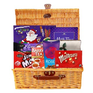 Irish Celebration Xmas Hamper (FREE Delivery USA) image
