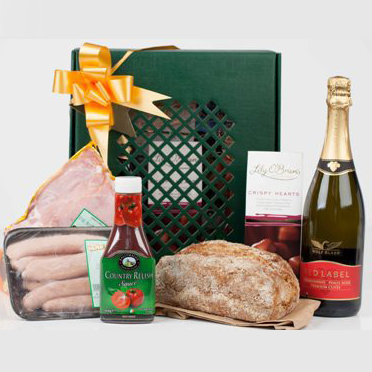 Champagne Breakfast for Two Hamper image