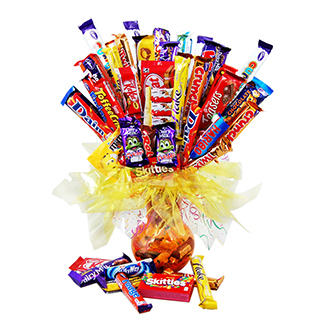 Chocolate and Sweet Bouquet image