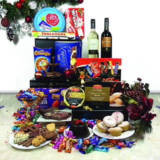 Christmas Tasty Treats Hamper image
