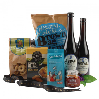 Cider and Nibbles Hamper image