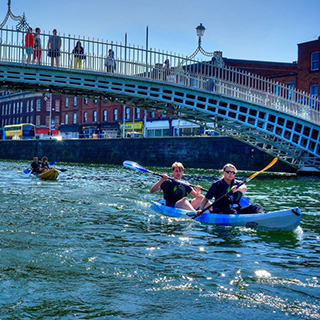City Kayak Gift Voucher