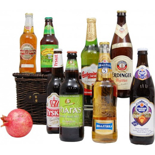 Continental Beer Hamper image