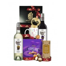 Cupcakes and Pug Gift Box image