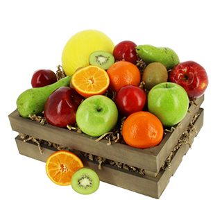 Just For You Fruit Basket image