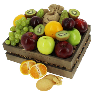 Tasty Fruit Basket image