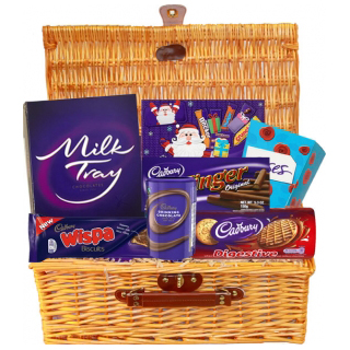 Death By Chocolate Irish Hamper image