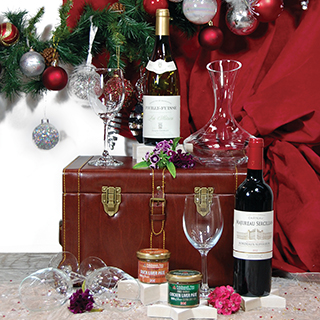 Decanter Set Christmas Hamper image
