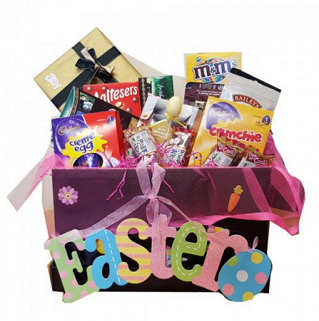 Gift vouchers shop gift ideas vouchers online in ireland extra large easter hamper image negle Images