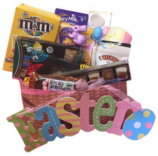 Gift vouchers shop gift ideas vouchers online in ireland large easter hamper image negle Image collections