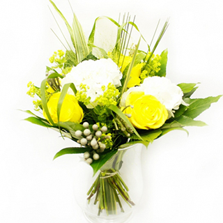 Elements Yellow Bouquet image
