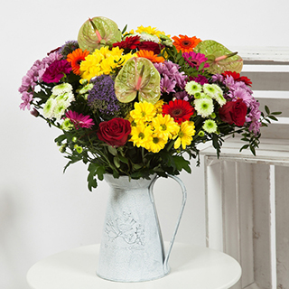 Fab Fusion Flower Bouquet