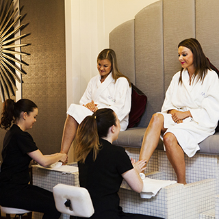 Mom & Me Spa Package