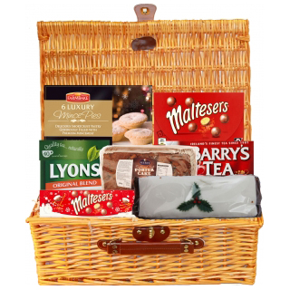 Festive Irish Tea Hamper image