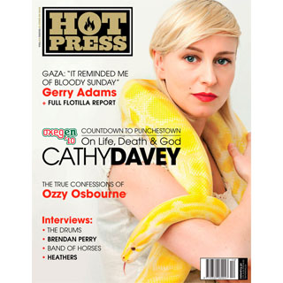 UK - 1 Year Hot Press Subscription image