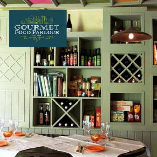 €150 Gourmet Food Parlour Voucher image