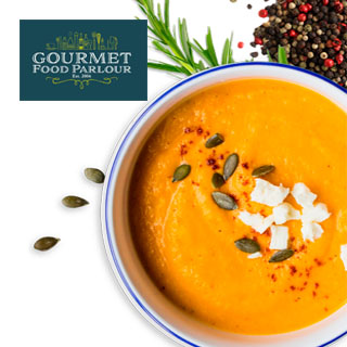 €100 Gourmet Food Parlour Gift Card image