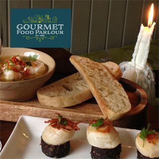 €25 Gourmet Food Parlour Voucher