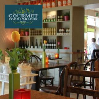 €50 Gourmet Food Parlour Voucher image