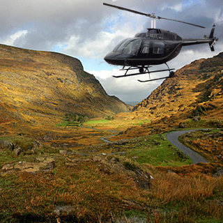 Killarney Lakes Helicopter Tour