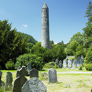 Wicklow and Glendalough Tour