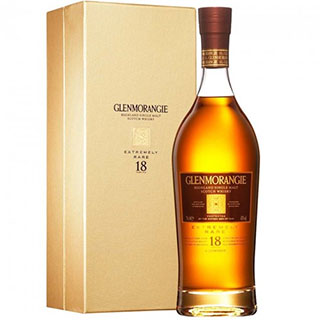 Glenmorangie 18 Years Old Malt 70cl image