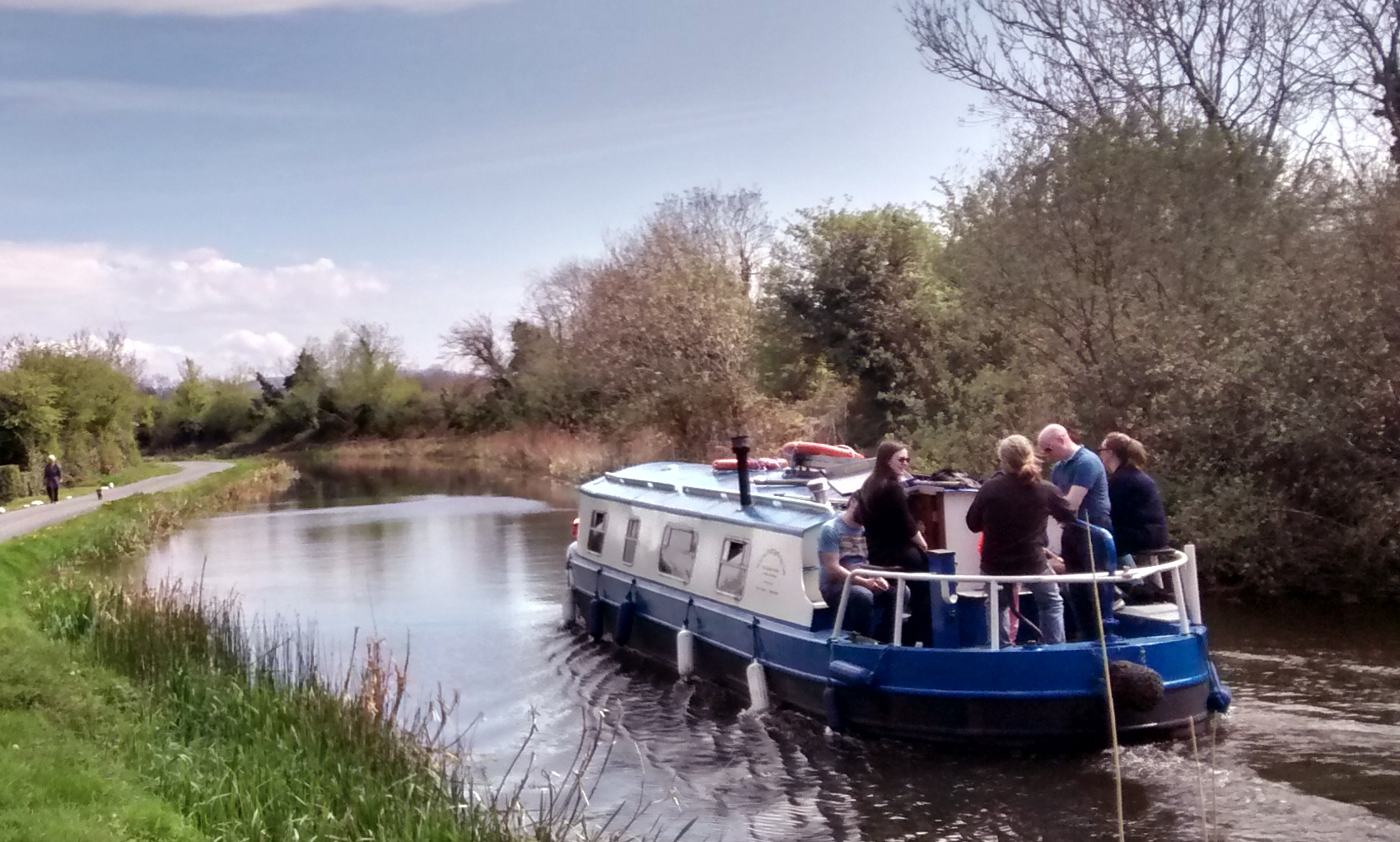 Leinster Aqueduct Cruise for 5 image