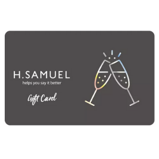 £10 H. Samuel UK Voucher