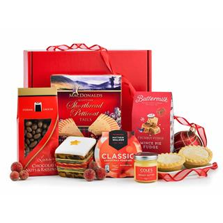 Christmas Box Christmas Hamper image