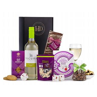 Wine & Treats Hamper image