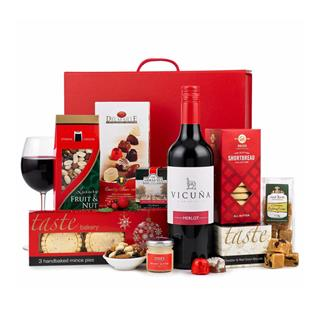 Red Bauble Christmas Hamper image