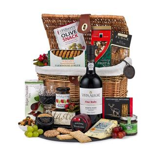 Gourmet Cheese Hamper image