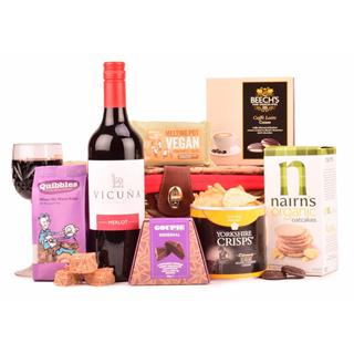 Vegan Christmas Hamper image