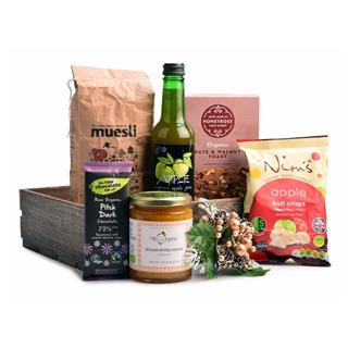 Organic Breakfast Christmas Hamper image
