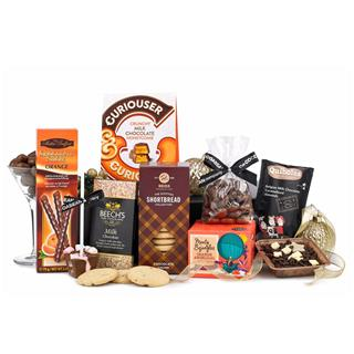 Chocolicious Christmas Hamper image