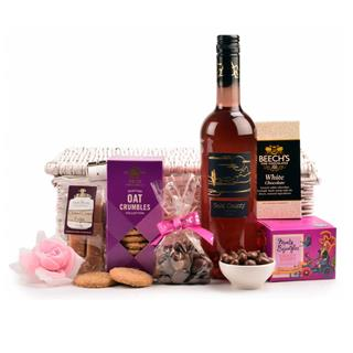 Rose Basket Christmas Hamper image