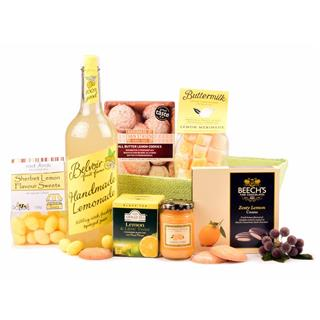 Lemon Gift Christmas Hamper image