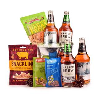 Bucket of Beer Christmas Hamper image