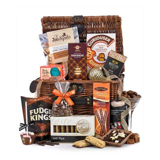 Chocolate Deluxe Christmas Hamper image