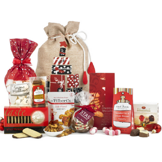 Christmas Sack Hamper image