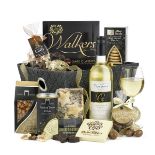 White Wine Christmas Warmer Hamper image