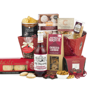 Magic Mistletoe Hamper image