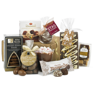 Chocolate Abundance Hamper image