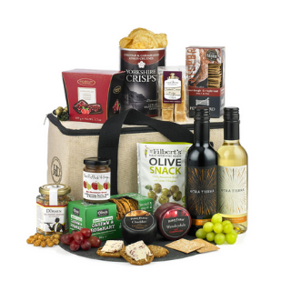 Cheese Cooler Hamper image