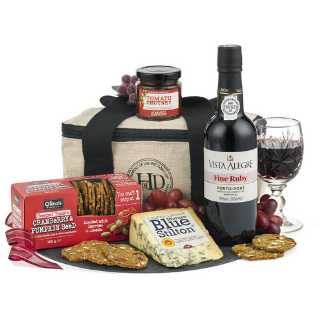 Port & Stilton Cool Bag Hamper image