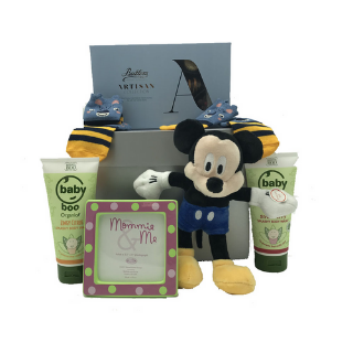 Mickey Mouse & Baby Frame image
